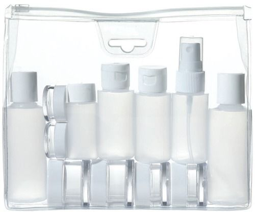 Travel Smart By Conair - 13-Piece Travel Bottle Set Case Pack 2