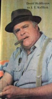 David Huddleston dead at 85 in 2016.