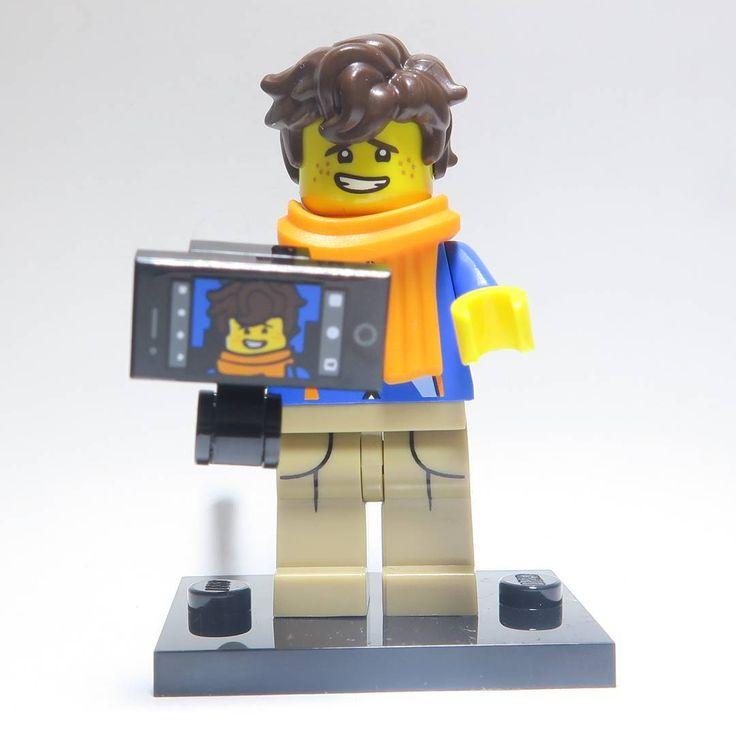 "Minifigures poster (@minifigures.world) på Instagram: ""Jay Walker Lego Minifigure (The LEGO Ninjago Movie)"""
