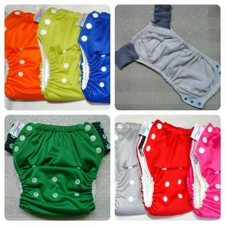 cloth diaper Cluebebe Pull Up Pants, popok kain model celana
