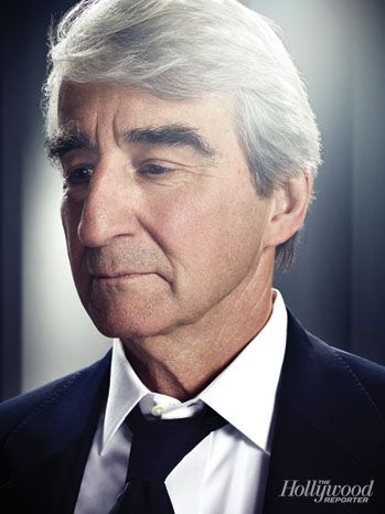 'The Newsroom': Exclusive Photos of Aaron Sorkin and the HBO Cast: Sam Waterston
