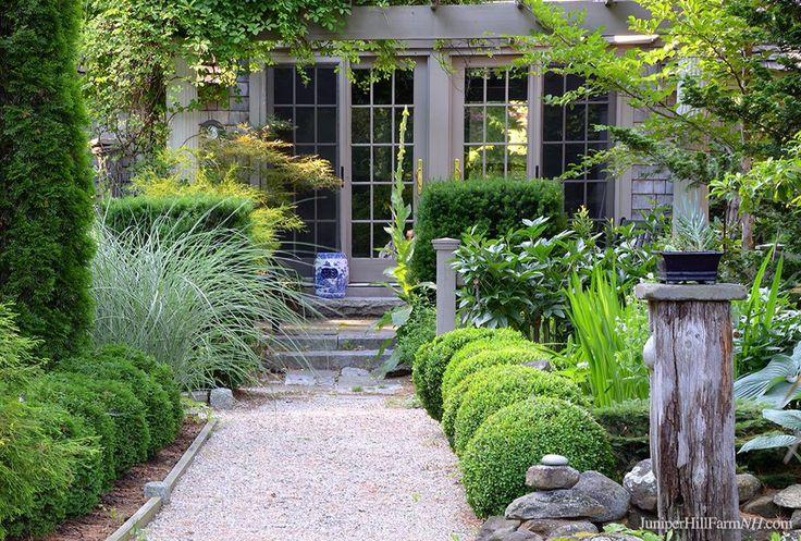 Japanese Garden Design Ornamental Grasses
