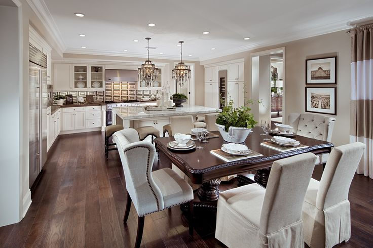 Hartmark Cabinet Design, Inc.  Brookfield Residential La Vita the Groves - Design Line Interiors