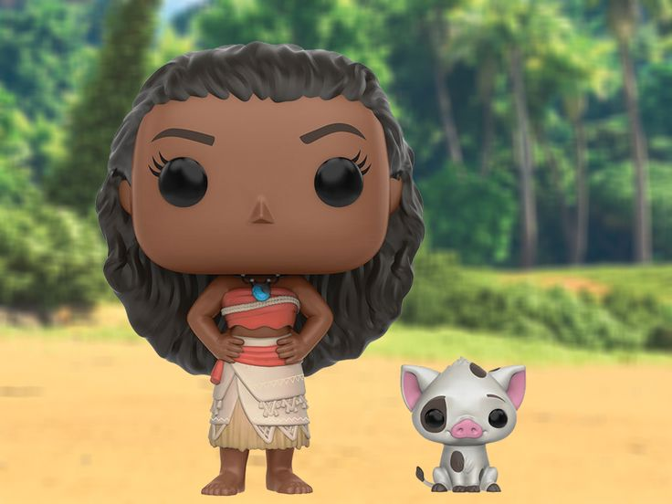 Sail away to Disney Movie Rewards to get your own Moana and Pua Funko Pop! vinyl figures: http://di.sn/64978w017