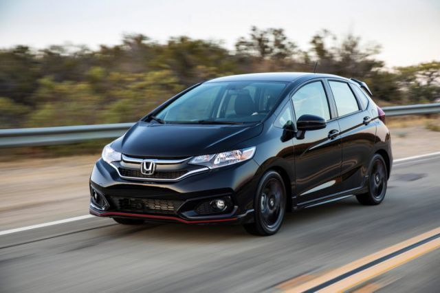 2019 Honda Fit Turbo And Hybrid Car Announcements 2018 2019 Honda Fit Honda Best New Cars