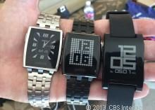 Pebble Steel - Watches and wrist devices