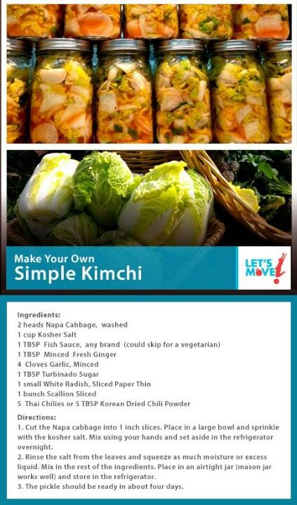Kimchi recipe. Good for the gut. Great with scrambled eggs, in a quesadilla, or on a burger. - Explore the World with Travel Nerd Nici, one Country at a Time. http://TravelNerdNici.com
