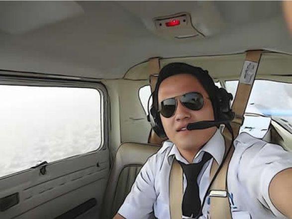 Primer vuelo solo