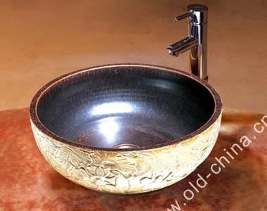 Handmade Ceramic Sink