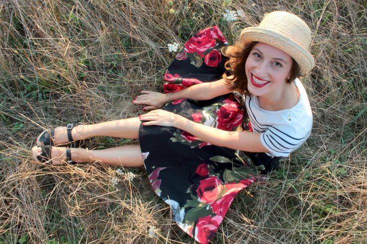 Alessia Lattementa: Handmade fullskirt