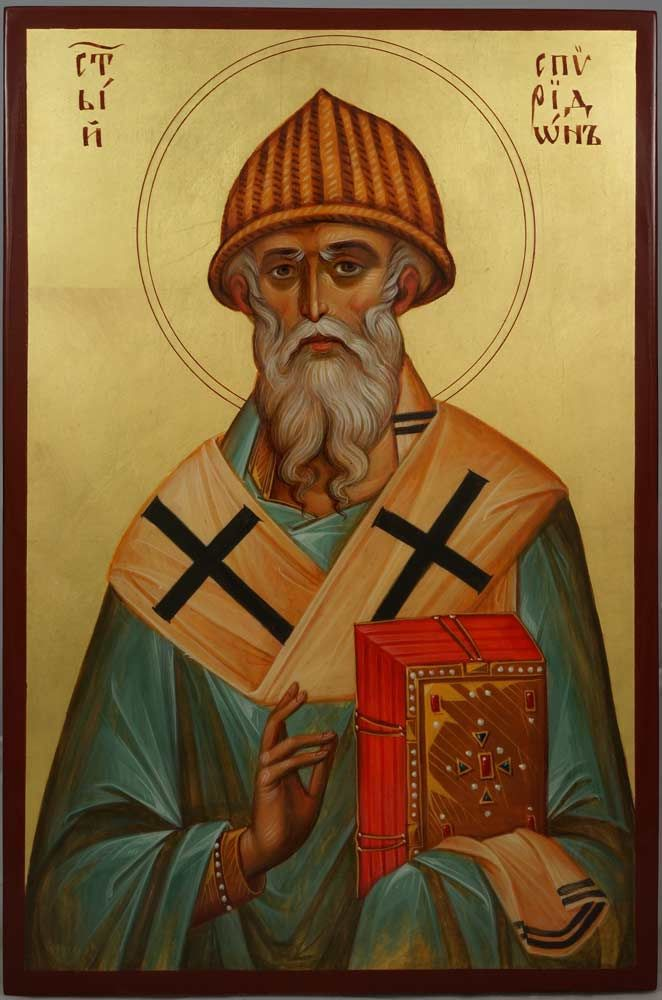 St Spyridon of Trimythous