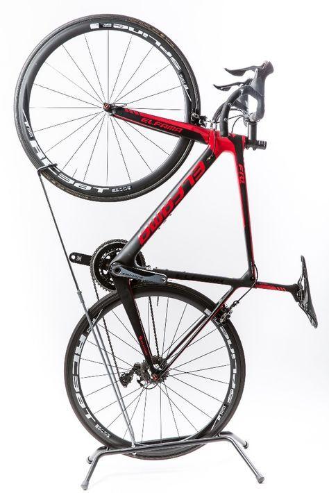 Garage Storage Stand up Bike Stand Indoor Vertical Bike Rack Stand More