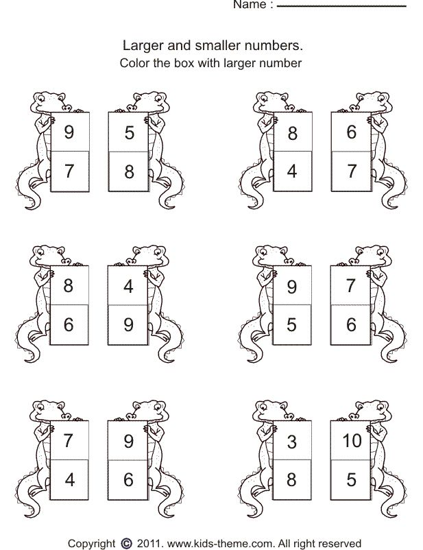 30 best images about KCCC7 Common Core Compare s on – Kindergarten Common Core Worksheets