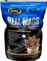 GASPARI NUTRITION Real Mass Probiotic 5450g - wysokiej klasy odżywka proteinowa, która wspomaga proces budowy masy mięśniowej. Poprawia funkcjonowanie układu pokarmowego i dodaje energii podczas ćwiczeń. #gaspari #sport #zdrowie #fitness #suplementy