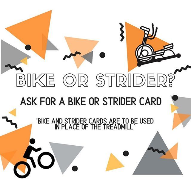 Do You Need To Use The Bike Or Strider Ask The Front Desk For A