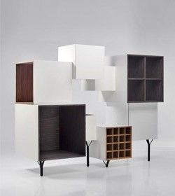 cubism furniture. lancia trendvisions cubist or deco cubism furniture t
