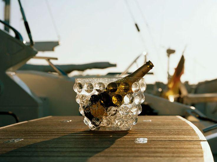 #Bubbles Bowl Ice Bucket by #Italesse - #summertableware #artdelatable #design