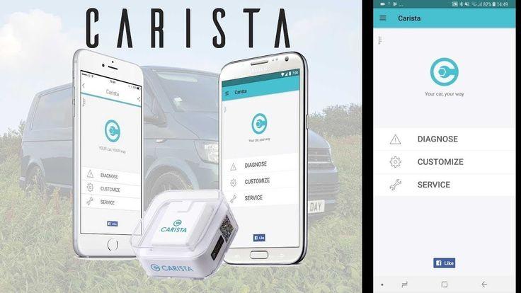 Carista obd2 unboxing e review do adaptador mobile app
