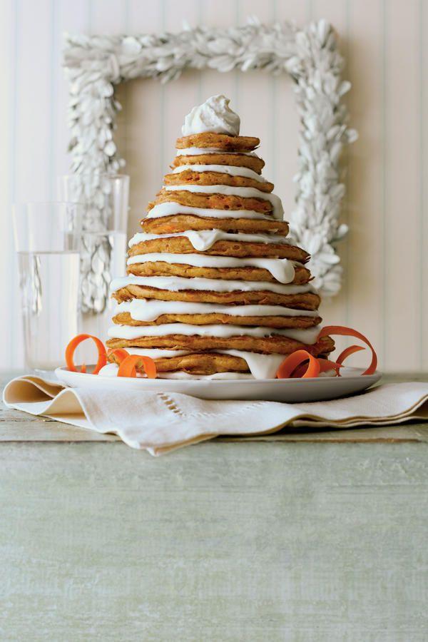 Perfect Pancake Recipes: Carrot Cake Pancakes