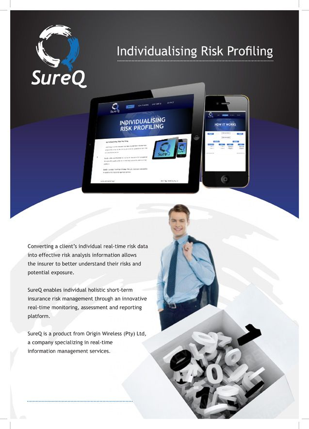 Brochure Design for SureQ