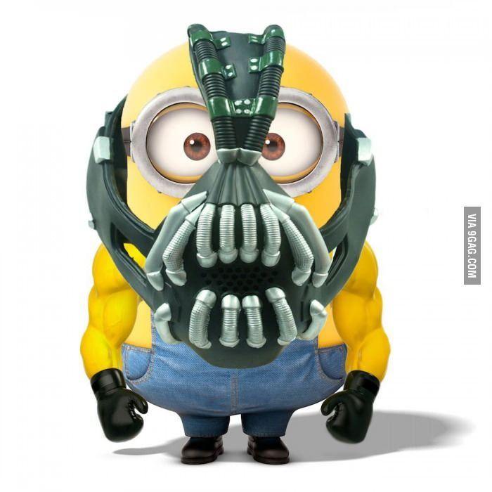 Minion Bane.