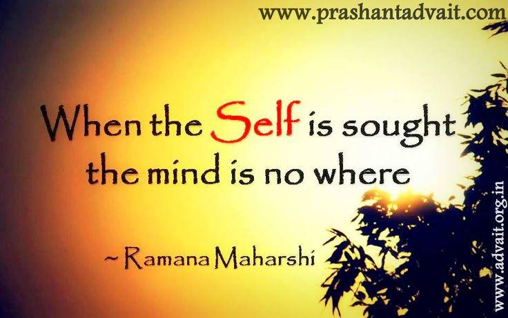 When the Self is sought, the mind is nowhere - Ramana Maharshi #shriprashant #advait #raman #self #mind Read at:- prashantadvait.com Watch at:- www.youtube.com/c/ShriPrashant Website:- www.advait.org.in Facebook:- www.facebook.com/prashant.advait LinkedIn:- www.linkedin.com/in/prashantadvait Twitter:- https://twitter.com/Prashant_Advait