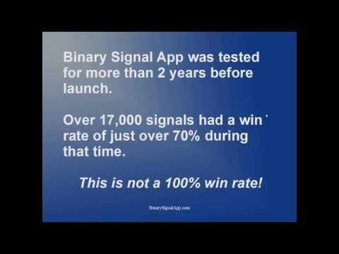 How Trading Binary Options Just Got Easier With Binary Signal App  #forex #binaryoptions