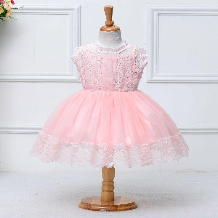 2015 новый 2 8Y девушка ну вечеринку свадебное вечер кружева платья принцесс невесты сетки лоскутное бальные платья окончания выпускного платьев пачка купить на AliExpress