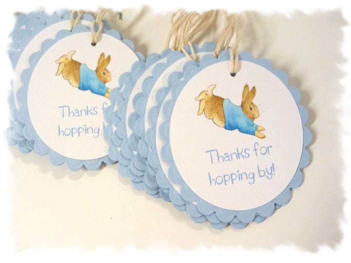 PETER RABBIT Beatrix Potter Party Package 2 by AspenArtsStudio, $38.00