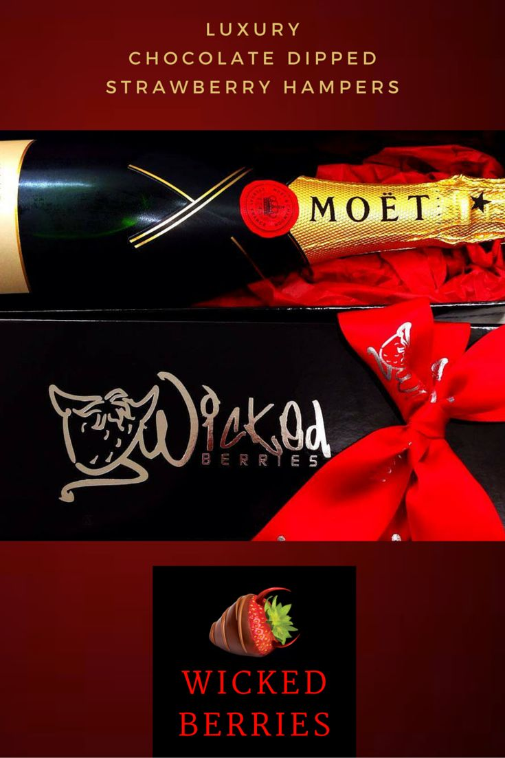 We deliver luxury chocolate dipped strawberry hampers to your door. Unique and freshly created for you.