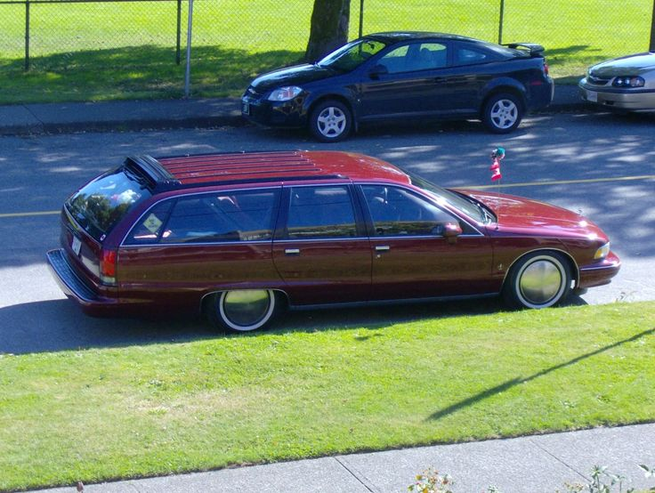 77 Best 91 96 Caprice Custom Wagons Images On Pinterest