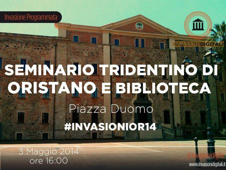 #invasioniOR14 #invasionidigitali #maperti14