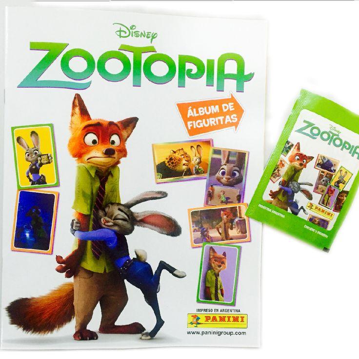 Llegó Zootopia a LaGolosineria.com.ar