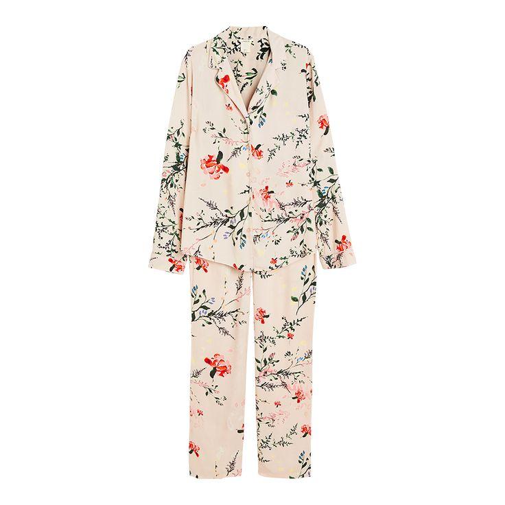 Krásné sny jsou v tomto pyžamu s roztomilým potiskem zaručeny!