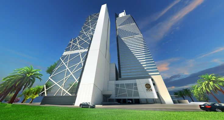 Bahria Icon Tower Inaugurated In Karachi