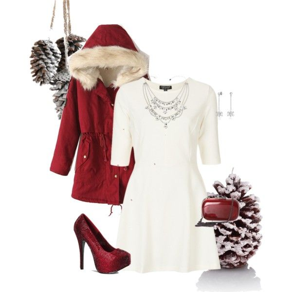 This Winter Outfits 2015 is perfect for Christmas! Check out these beautiful outfits for winter season.