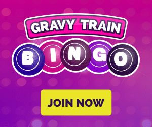 Hop on the Gravy Train with £15 of Free Bingo and Slots - with No Deposit Required to claim this offer. Plus get 1150% in Deposit Bonuses - Register Now To Claim