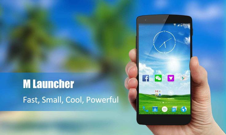 android m launcher for android-min