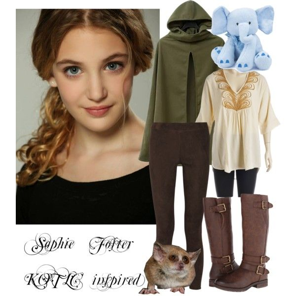 Keeperfinder Com Clothes: Sophie Foster From Keeper Of The Lost Cities Inspired