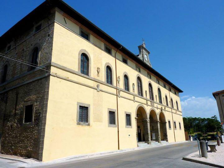Palazzo Pretorio o dei Commissari - Terra del Sole