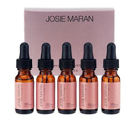 how to use josie maran argan bronzing oil