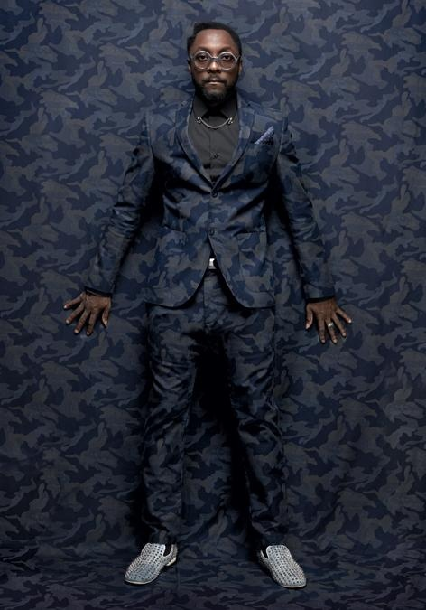 Hallensteins - will.i.am Collection - Camo suit