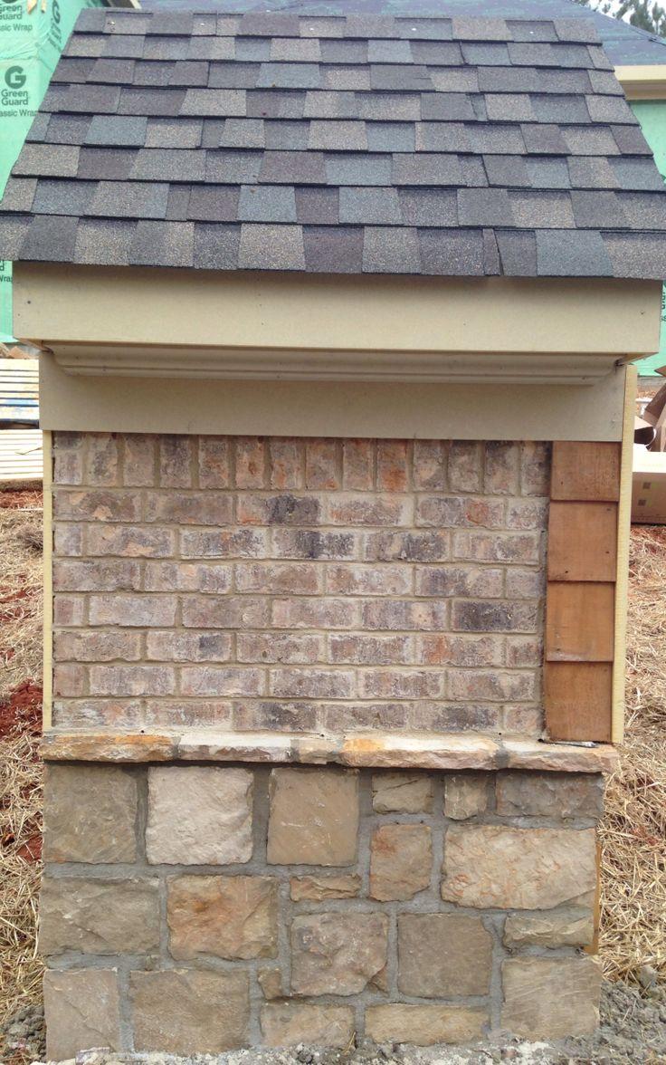 West contemporary exterior raleigh by triangle brick company - Botnany Bay Light Buff