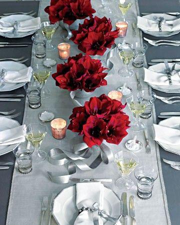 Winter Wedding Flowers In Season | Amaryllis from:http://pinterest.com/pin/117586240240355386/