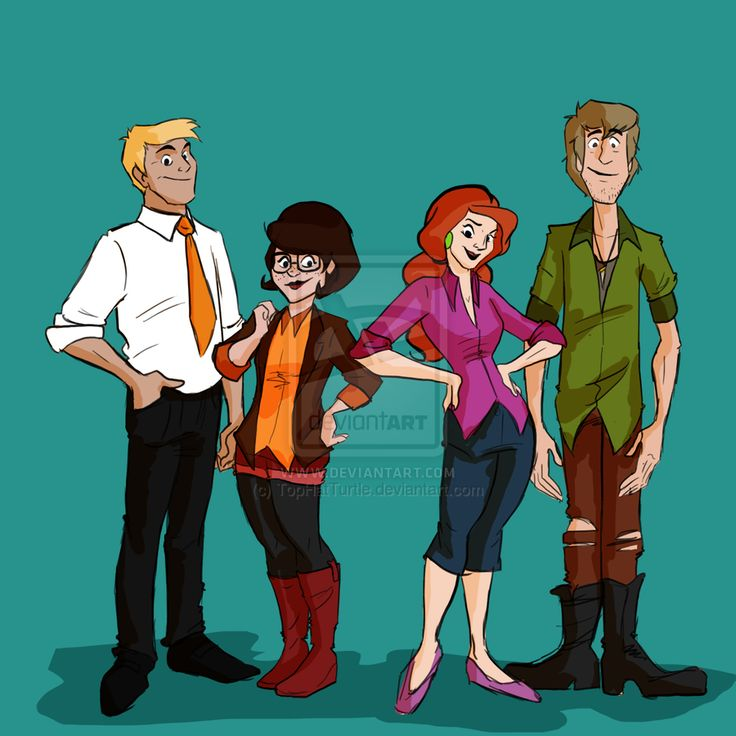 1000 images about scooby doo on pinterest scooby doo daphne blake and shaggy rogers - Daphne dans scooby doo ...