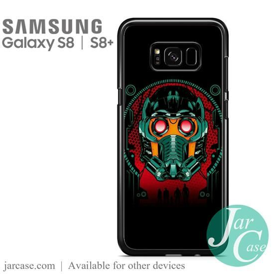 Star lord Mask NT Phone Case for Samsung Galaxy S8