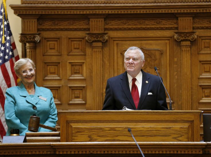 Georgia Governor Nathan Deal Caves to Pressure from Hollywood, Vetoes Religious Liberty Bill.   [Stop funding Hollywood.]