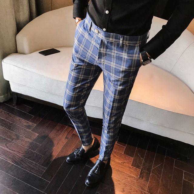 50++ Mens plaid dress pants ideas info