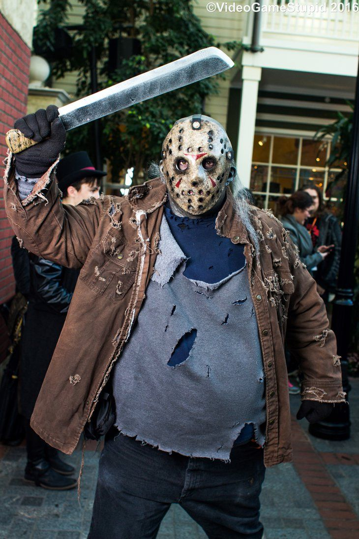 20 Jason Voorhees Friday The 13th Costumes For Halloween
