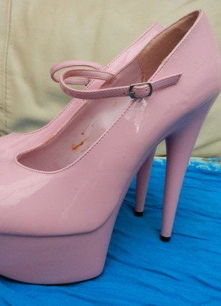 À vendre sur #vintedfrance ! http://www.vinted.fr/chaussures-femmes/escarpins-and-talons/26335676-escarpins-plate-forme-haut-talon-sexy-bleu-ciel-t39-nitelife-sexypinup